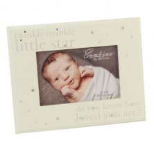 Bambino Twinkle Photo Frame