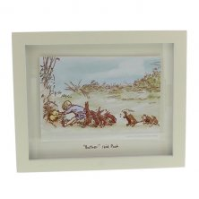 Disney Classic Pooh Heritage Wall Art - 'Bother'
