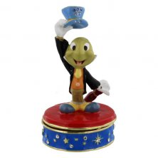 Jiminy Cricket Disney Classic Trinket Box
