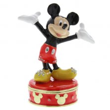 Mickey Mouse Disney Classic Trinket Box