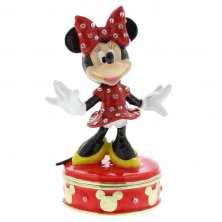 Minnie Mouse Disney Classic Trinket Box