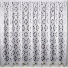Net Curtains No 31 Justine White
