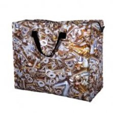 Nuts & Bolts Funky Laundry Bag