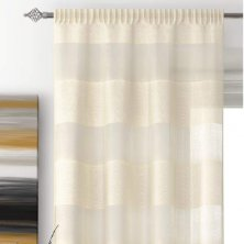 Oakland Champagne Voile Panel