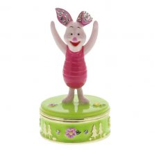 Piglet Disney Classic Trinket Box Honey