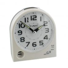 Widdop Clock Arch Shape Beep Alarm with Sweep