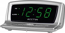 Acctim EOS LED USB Connector alarm clock