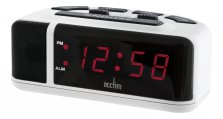 Acctim Adelphi Mains Powered Digital Alarm Clock