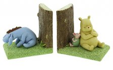 Disney Classic Pooh Set of 2 Bookends