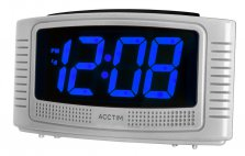 Acctim Vian Mains Powered Digital Alarm Clock