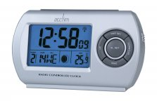 Denio LCD Radio Controlled Alarm Clock