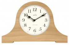 Acctim Whiston Light Wood Mantel Clock