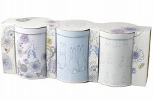Set of 3 Peter Rabbit Contemporary Canister's