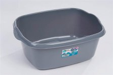 Rectangular Plastic Washing Up Bowl