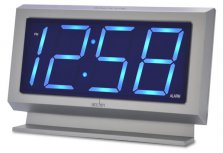 Acctim Labatt Mains Powered Digital Alarm Clock