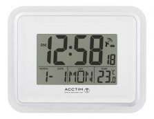 Acctim Delta LCD Wall/Desk Clock