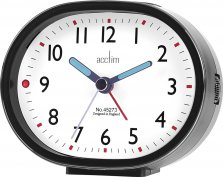 Acctim Denton Sweep Movement Alarm Clocks