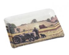 Country Life Ferguson Tractor Melamine Scatter Tray