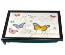 Butterfly Lap Tray