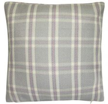 Herringbone Checked Cushion Cover