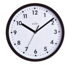 Acctim Wickford Round Wall Clock