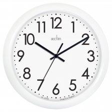 Acctim Abingdon Quartz Wall Clock