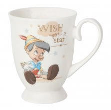 Disney Magical Moments Pinocchio Mug - Wish