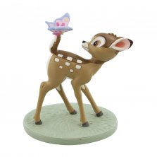 Disney Magical Moments - Bambi & Butterfly - Dreams & Wishes