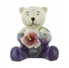 Old Tupton Ware Hibiscus Pattern Teddy