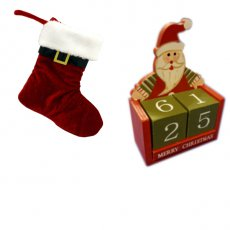 Advent Calendars & Stockings
