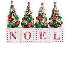 Christmas Plaques & Ornaments