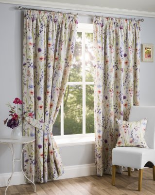 Hampshire Fully Lined Ready Made Curtains