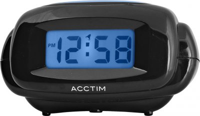 Acctim Aura LCD Digital Alarm Clock