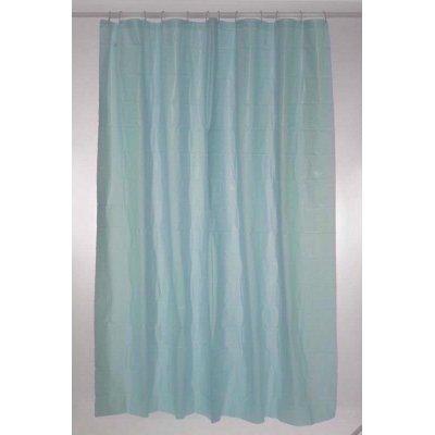 Peva Plain Shower Curtains