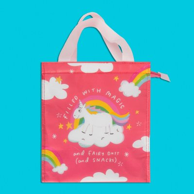 The Happy News Snack/Tote Bag - Filled With Magic