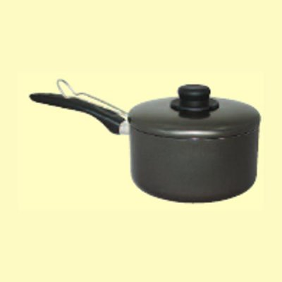 20cm Non Stick Chip Pan with Lid