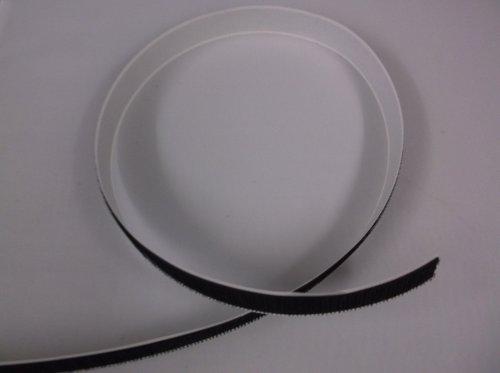 Black Self Adhesive Hook Velcro