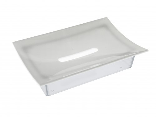 Spectrum Curved Soap Dish