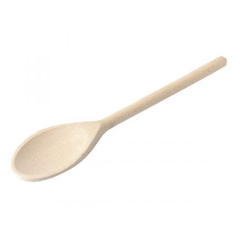 "25cm (10"" ) Wooden Spoon"