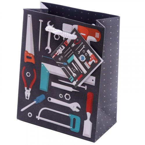 Tools Gift Bag : Tools Gift Bag Small