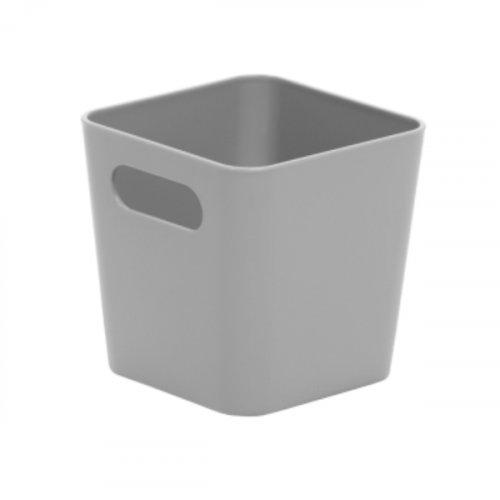Grey Studio Basket Square 10x10x10cm